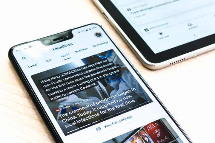 Il report sulle Digital News 2020 del Reuters Institute