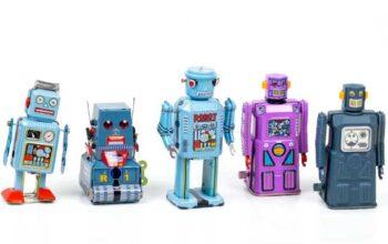 robot che lavoreranno in vigna
