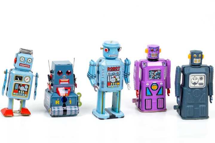 I robot che lavoreranno in vigna nascono in UK
