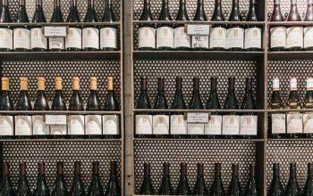 mercato del vino in GDO
